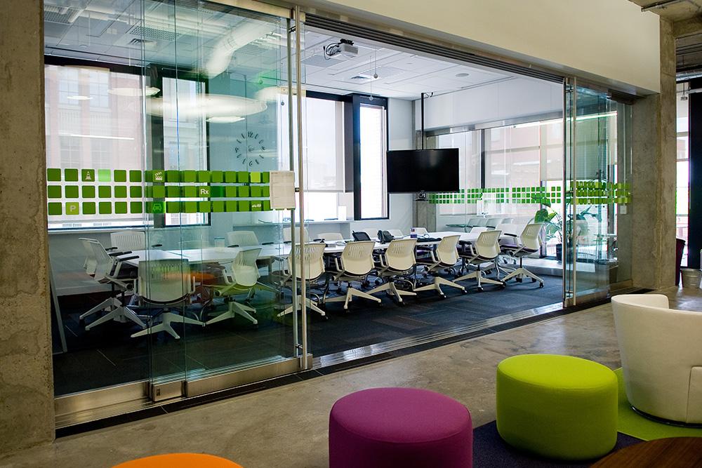 Luxury Office Space in Denver - SugarCube Building
