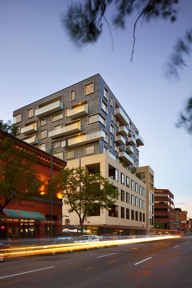 Luxury Apartment Gallery Sugarcube Building Denver Co