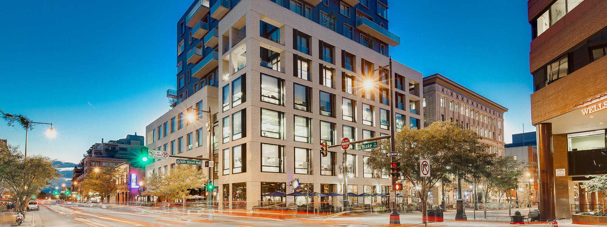 Blake Street Apartments