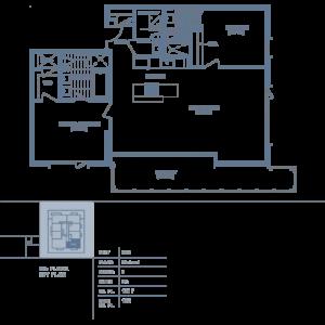 a transparent floor plan