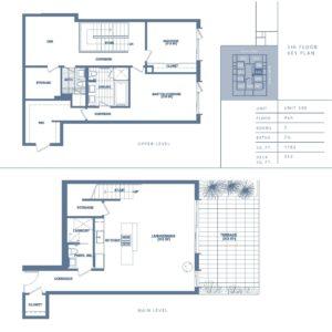 505 Floor plan