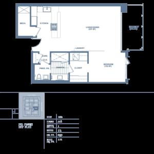 Transparent Floor Plan
